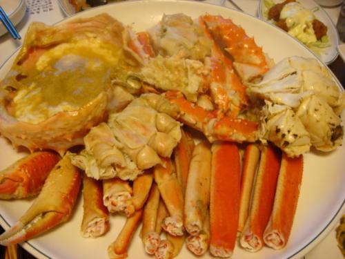 ★Kim & Kim ソウルで蟹料理!★