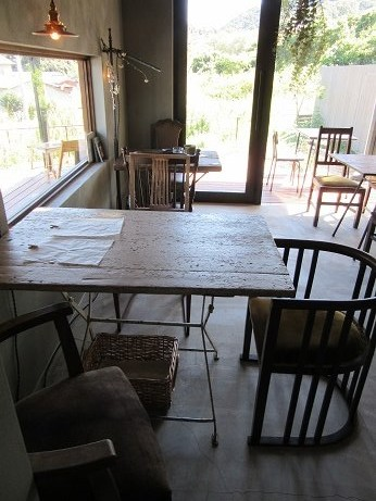 五感が刺激される空間 ~ dede cafe ~ 後篇