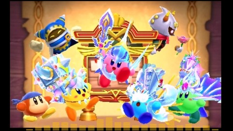 Kirby Hunters Z