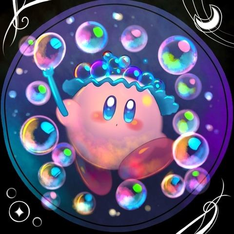 Bubble Kirby