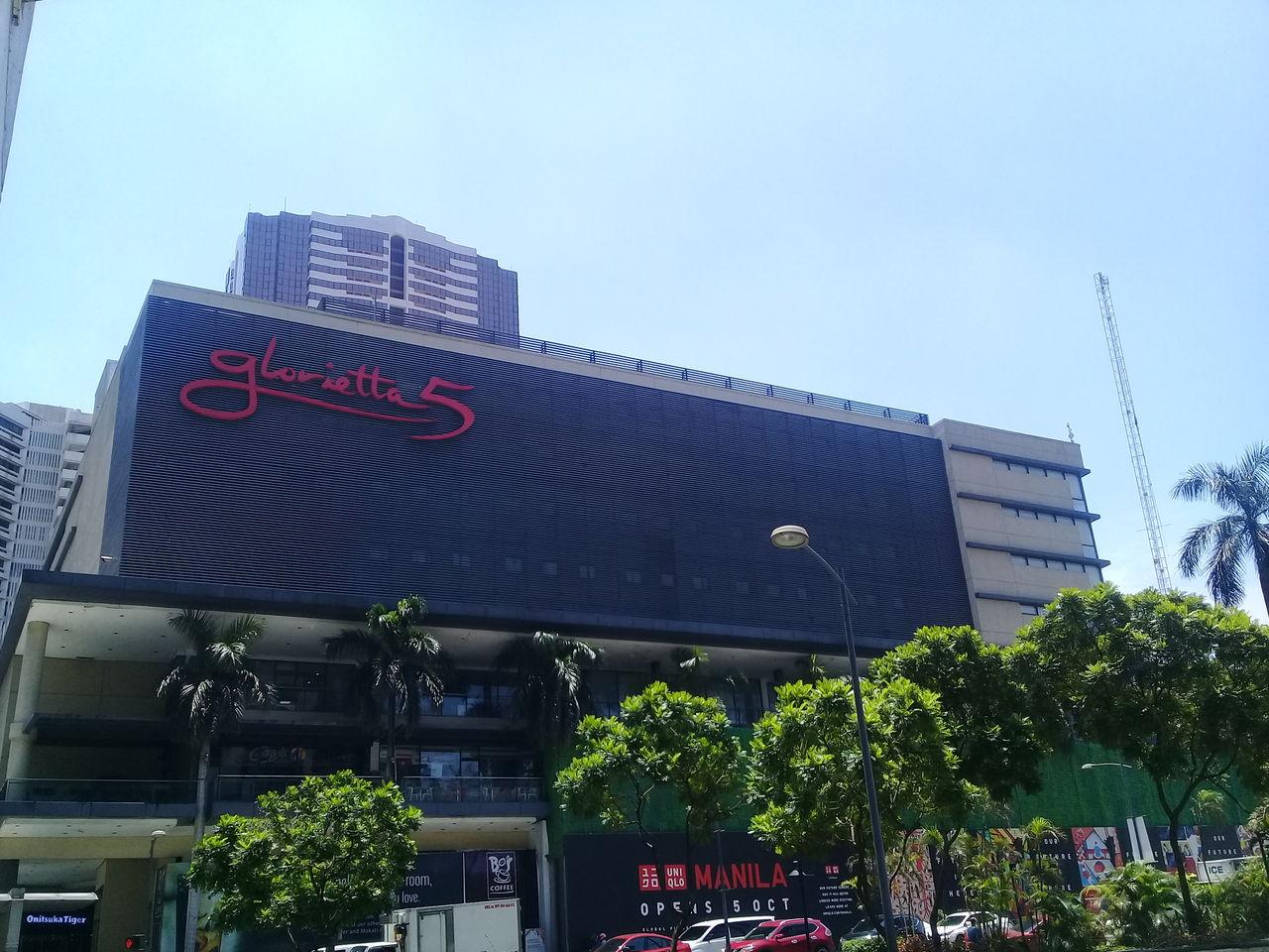 innovative design beb46 34676 Glorietta(グロリエッタ)の近く : なんかフィリピンの風景