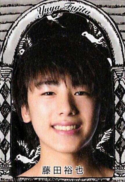 優しい笑顔の藤田裕也。