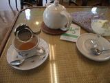 紅茶とケーキ�