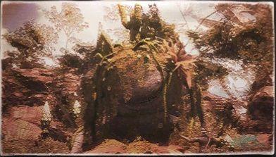風景画:グゥープーの骸