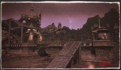 風景画:東方監視塔