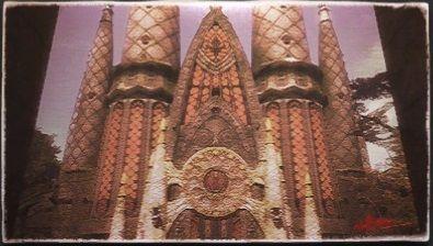 風景画:十二神大聖堂