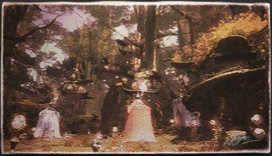 風景画:シルフの仮宿