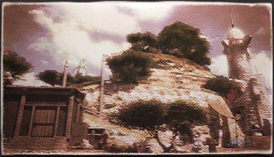 風景画:サマーフォード庄