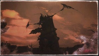 風景画:黙約の塔