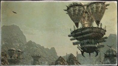 イラスト画:ナタラン入植地