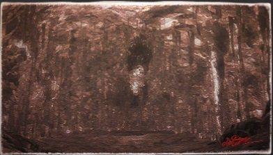 風景画:ハルオーネの秘石
