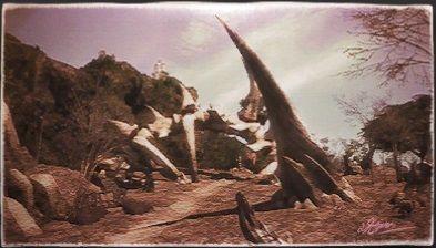 風景画:サラオスの亡骸
