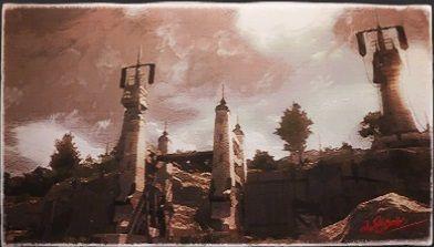 風景画:ラザグラン街道