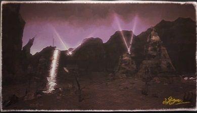 風景画:ラウバーン緩衝地