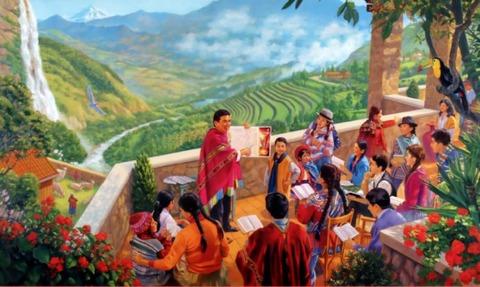 paradise-teaching
