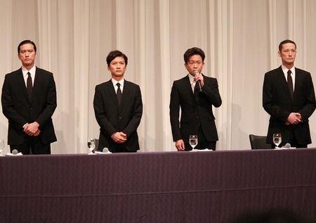 TOKIOのメンバー…実は山口達也が辞めてみんな喜んでいたwwwwwwwwwww