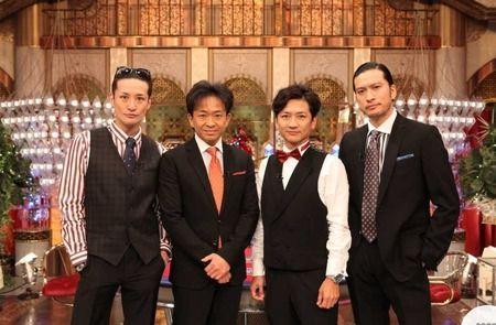 【山口ロス】TOKIOが2019年の4月に独立…長瀬が設立の新会社へ移籍!!!!!!!!!!!!!?
