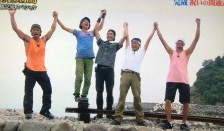 『イッテQ放送自粛』の代わりにTOKIOが本気でDASH島を開拓…山口達也投入も!!!!!?