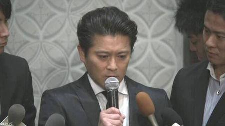元TOKIO山口メンバーが思い描く海外逃亡計画が明らかにwwwwwwww