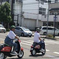 【遭遇情報】中居正広、ピンクのバイクで山形県天童市に!出川哲朗の充電させてもらえませんか?