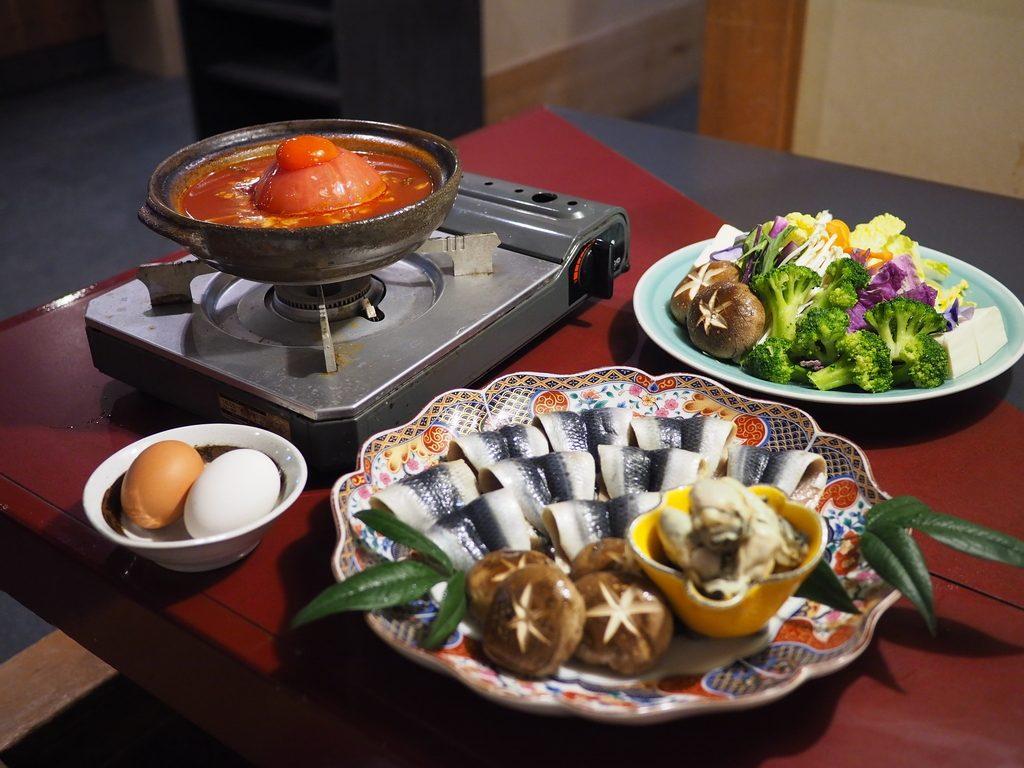 免疫力がアップする『コロナいちコロ鍋』で新型コロナを吹き飛ばせ! 豊中市 「遊食遊膳 笹庵」