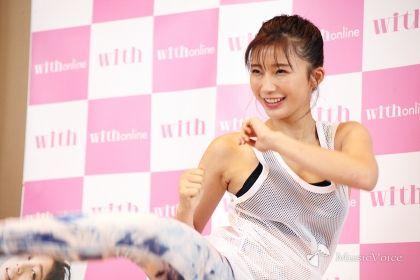 【美的】小倉優香:「8頭身○○歳」がバキバキ腹筋目指す!