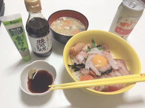 【ひでぇ】この海鮮丼(2800円)の弱点を答えなさい(画像あり)