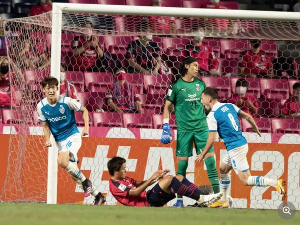 C大阪、大久保ら投入で終盤猛攻も実らずACL16強敗退…日本勢8強は名古屋のみに