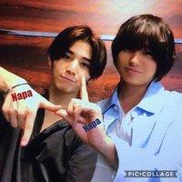 【いのピク】伊野尾慧と山田涼介がNapa Napaポーズを考案!「みなさん、ぜひやってみてください」