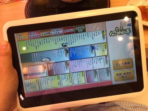 9なごやか亭【タッチパネル】1-1024x768