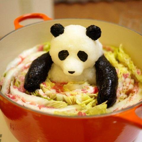 Daikon_Oroshi_Art_Panda