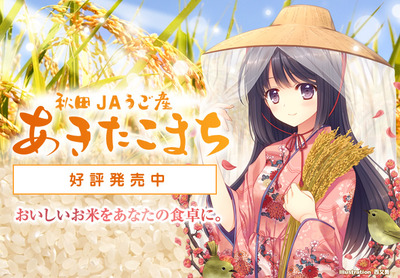akitakomachi-bisyoujo
