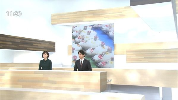 【画像】今日の梅津弥英子さん 10.11