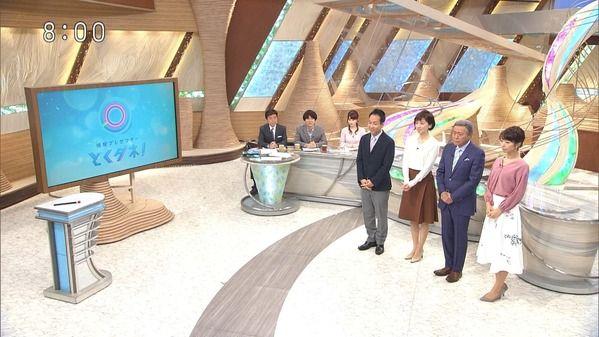 【画像】今日の梅津弥英子さんと海老原優香さん 1.11