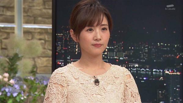 【画像】今日の高島彩さん 6.9