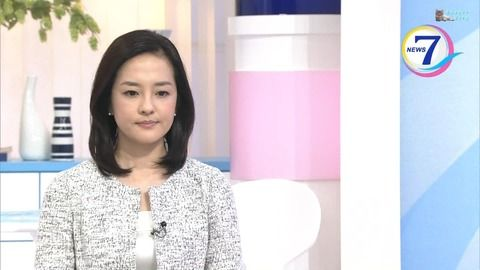 鈴木奈穂子 news7 17/06/23