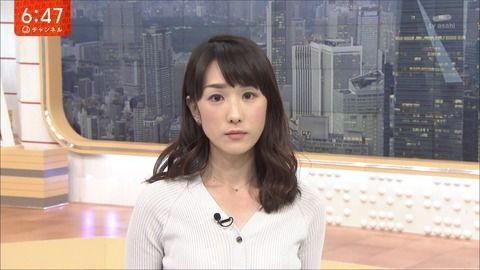 堂真理子 スーパーJチャンネル 18/06/08