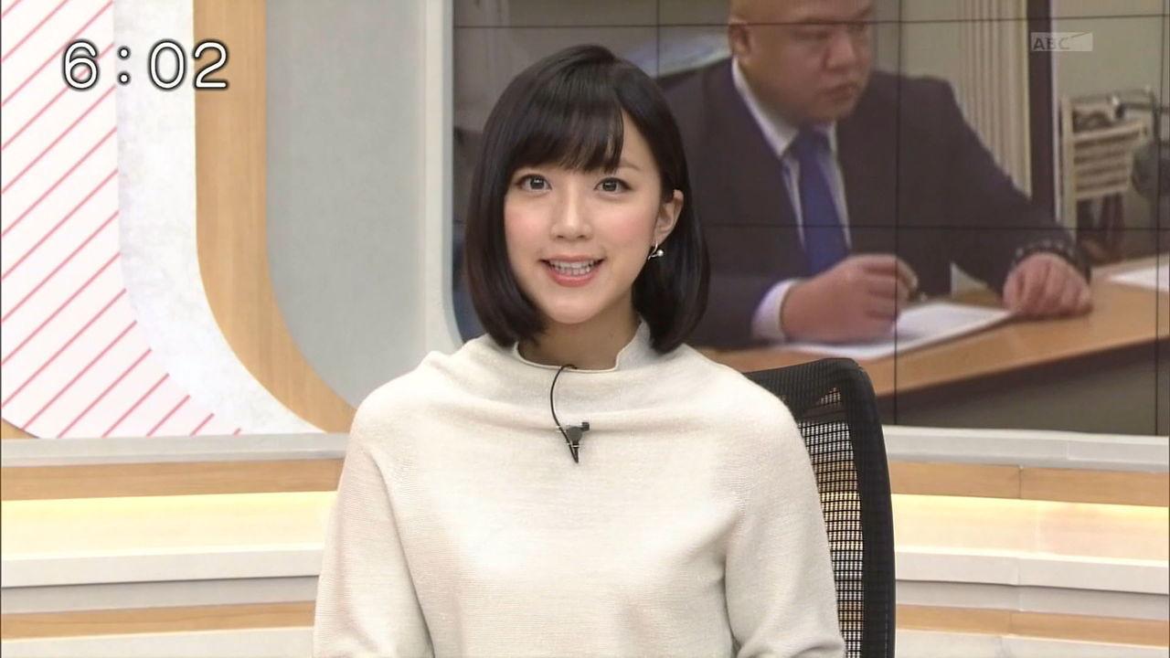 ANNスーパーJチャンネル 竹内由恵 林美沙希