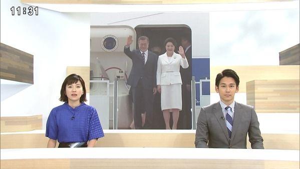 【画像】今日の梅津弥英子さん 9.18