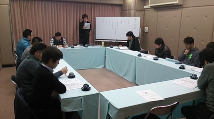 県青年部事業総会�