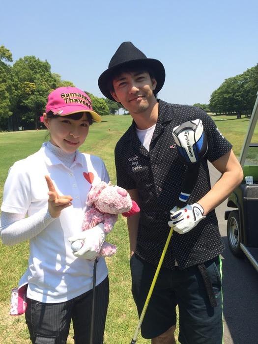 山本茉央ゴルフ