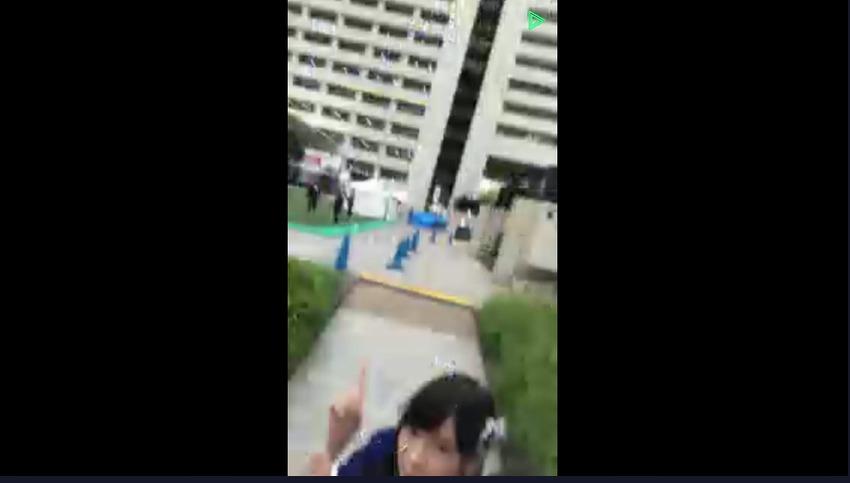 HKT48 ラインライブ181016831
