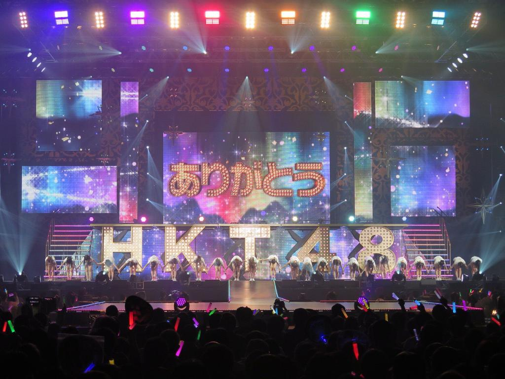 HKT48】春のアリーナツアー2018仙台公演昼夜感想まとめ : いもま