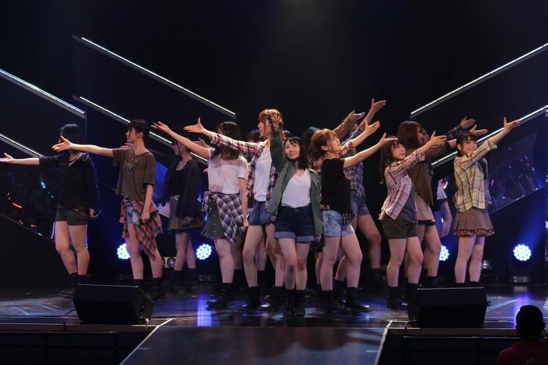 【西スポさん】15日の夏祭り公演「ただいま恋愛中」レポ