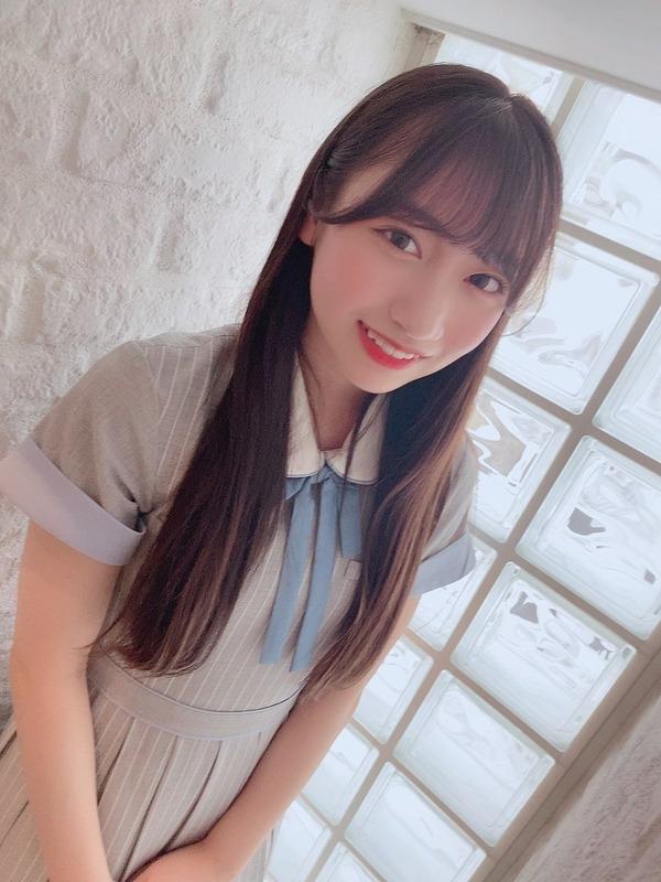 【後藤陽菜乃】キス待ちの衣装のひなぴよちゃん