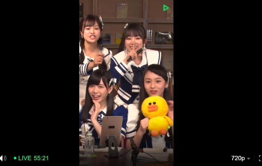 HKT48 ラインライブ204047674