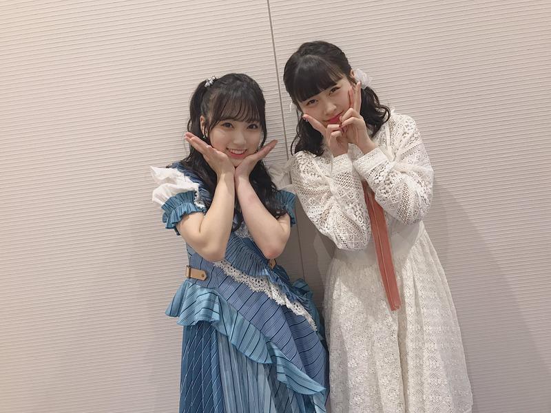 【矢吹奈子】じゃんけん大会会場でHKT48メンバーに会う
