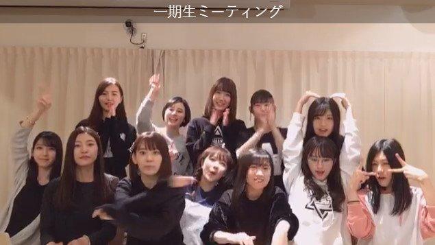 【HKT48】1期生によるファンミーティング内容ショールーム実況(トークショー、手をつなぎながら復活※DMMあり)