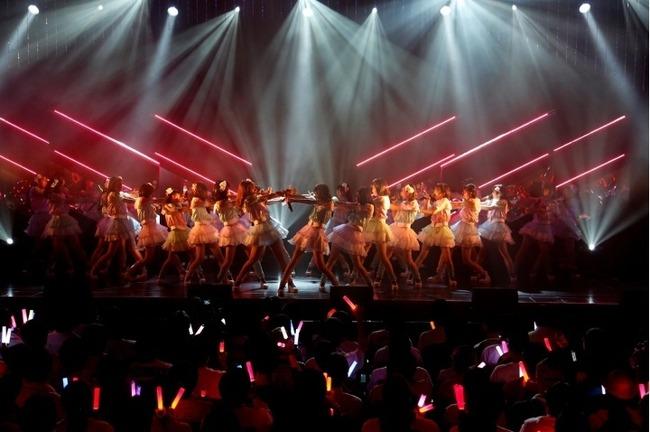 【ニュース】博多座でコンサートを開催するのは今回、HKT48が史上最年少グループ