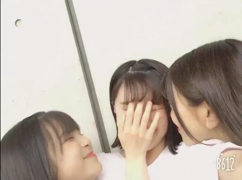 【清水梨央、武田智加】リオモカハラスメントがカワイ過ぎる